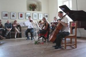 RIX Piano Quartet concert